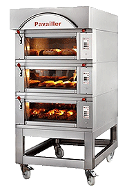Pavailler Opale Electric Deck Oven.