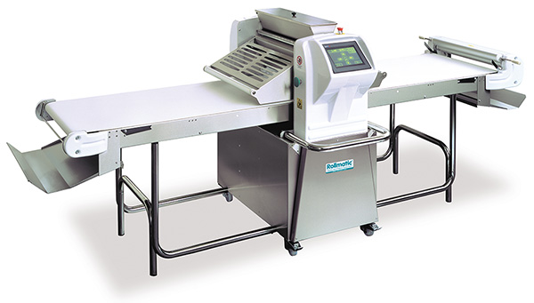 Rollmatic Star 700 Automatic Pastry Dough Sheeter