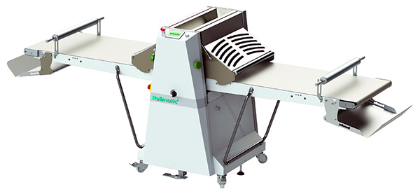 Rollmatic R65S Semi-automatic Pastry Sheeter