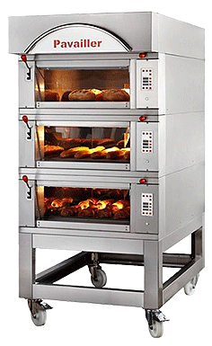 Pavailler Rubis Electric Deck Oven